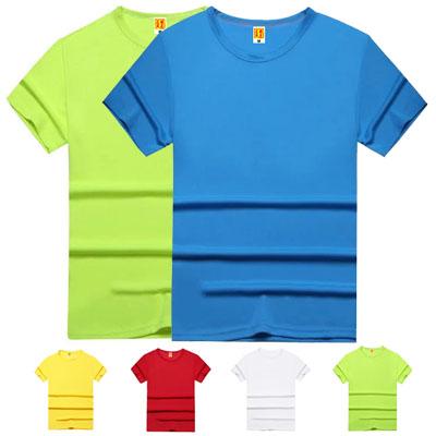 弹力柔软莫代尔圆领T恤