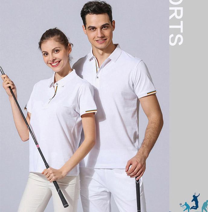 白色T恤POLO衫