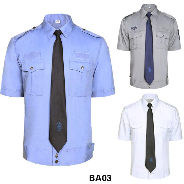 保安衬衫短袖