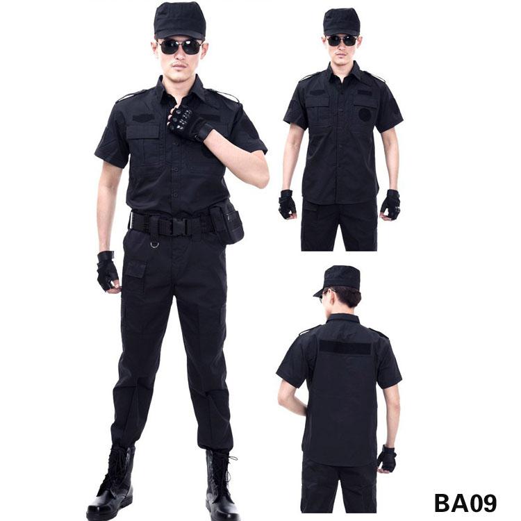 夏装短袖保安服