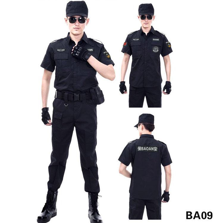 夏装战训服短袖