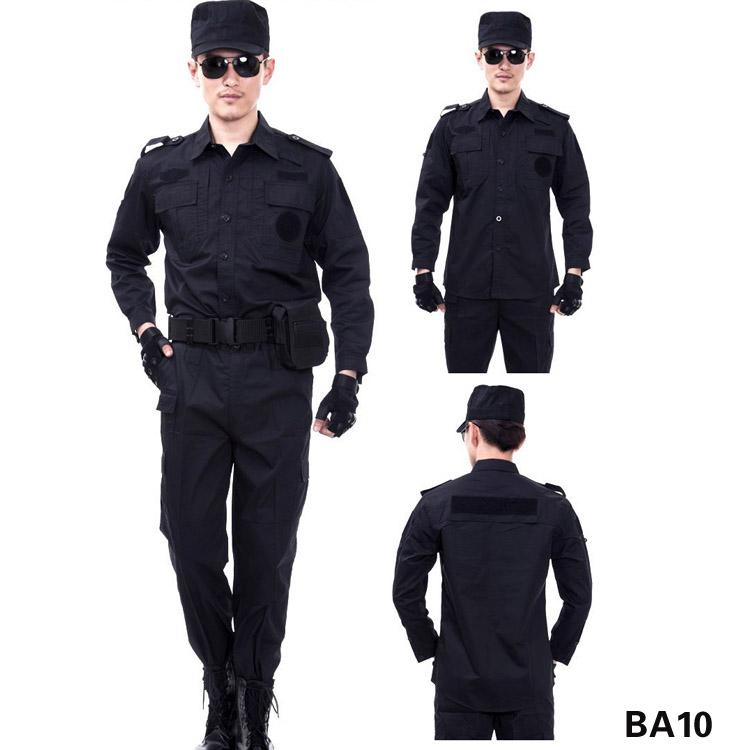 夏装战训服长袖