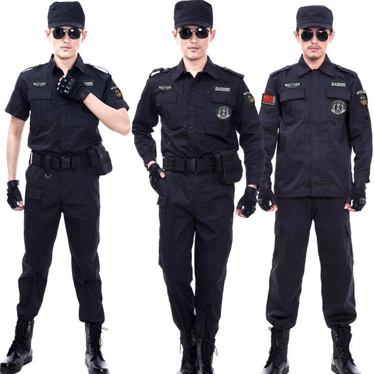 南宁哪里有保安服装卖款式图