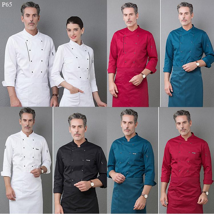 厨师工作服10