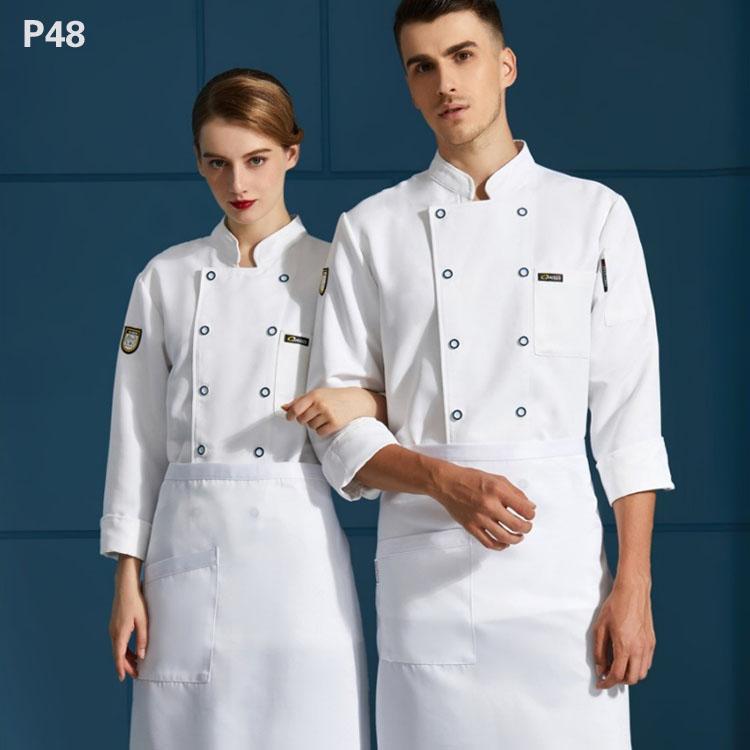 厨师工作服2
