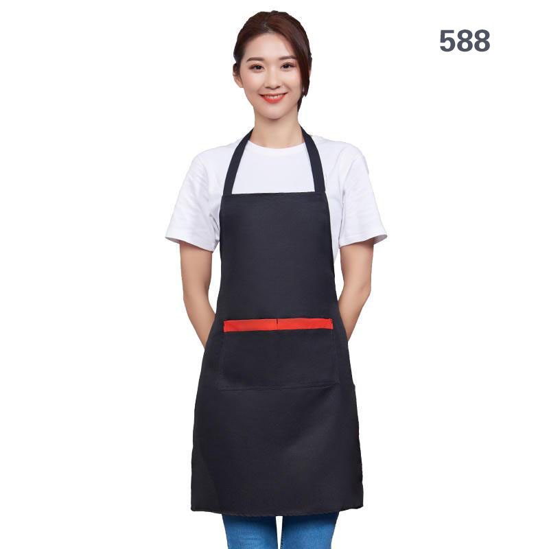 588款黑色围裙
