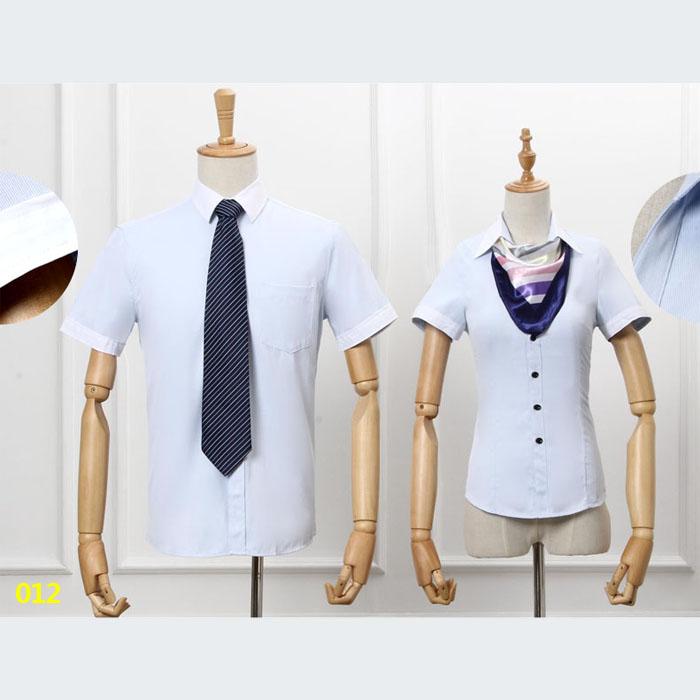 男女同款衬衫短袖012