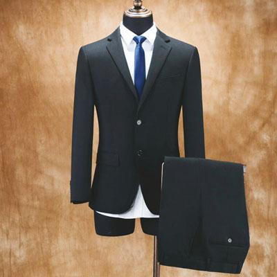 职业装男装西服定制套装衬衫西裤