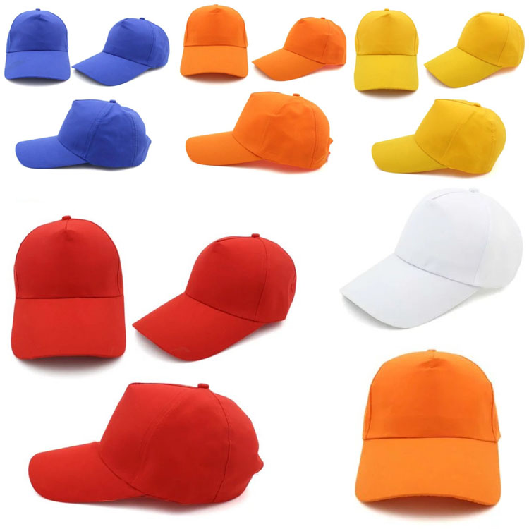 志愿者红色帽子