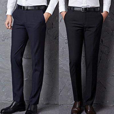 商务正装西裤工作服制服男士裤子601款