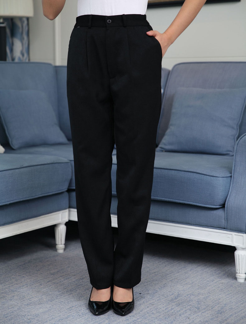保洁员工作裤图