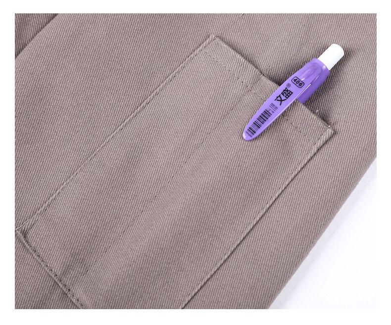 纯棉工作服图